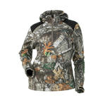 Women's Breanna Realtree EDGE Camo Fleece 1/2-Zip Pullover