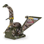 Wallenstein BX36S Wood Chipper in Realtree EDGE Camo