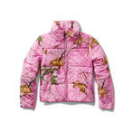 Realtree Xtra Pink Camo X Vans Foundry Puffer Jacket