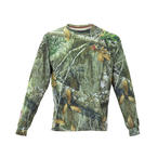 Thiessens V1 Whitetail Lightweight Long Sleeve Tee in Realtree EDGE Camo