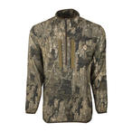 Ol' Tom Mesh Back Flyweight Shirt with Spine Pad in Realtree Timber Camo