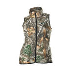 DSG Outerwear Women's Realtree EDGE Camo Full Zip Puffer Vest