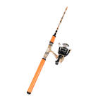 ProFISHiency Realtree Orange Spinning Combo