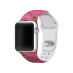 Realtree EDGE Camo Silicone Sport Band Comptible with Apple Watch