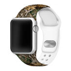 Realtree EDGE Camo Silicone Sport Band Compatible with Apple Watch