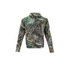 Thiessens V1 Whitetail Midweight Hoodie in Realtree EDGE Camo