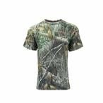 Thiessens V1 Whitetail Lightweight Short Sleeve Tee in Realtree EDGE Camo