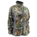 Nomad Women's Harvester Jacket in Realtree EDGE Camo