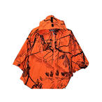The Brella High-Performance Unisex Rain Jacket in Realtree Camo