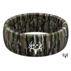 Groove Life Bone Collector Realtree Original Camo Silicone Ring