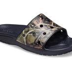 Classic Crocs Realtree Slide in MAX-4 Camo