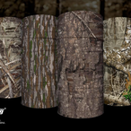 Hoo-rag Realtree Camo Face Masks