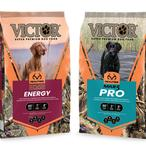 VICTOR New Super Premium Dog Food Formulas in Partnership with Realtree