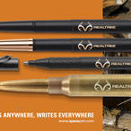Fisher Realtree Outdoors Series Space Pens