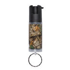 SABRE Realtree EDGE Camo Pepper Spray with Key Ring