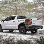 """2021 Chevrolet Silverado Realtree Edition Improves """"Work From Anywhere"""""""
