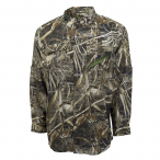 Heybo Outdoors Outfitter Long Sleeve Shirt in Realtree MAX-5