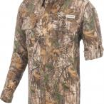 Magellan Outdoors™ Men's Laguna Madre Realtree Long-Sleeve Camo Fishing Shirt