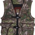 Realtree Camo Turkey Vest from Ol' Tom - front view
