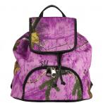 Realtree Camouflage Conceal & Carry Backpack VBP1 Wild Orchid