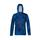 Habit Men's PT1397 Hooded 1/4 Zip Performance Layer in Realtree Fishing Blue
