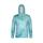 Habit Men's PT1397 Hooded 1/4 Zip Performance Layer in Realtree Fishing Teal/Baltic