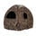 Lincoln Outfitters Realtree EDGE Camo Steel Frame One-Man Hunting Blind R75