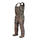 Gator Waders Men's Shield Series Insulated Breathable Waders in Realtree Timber Camo