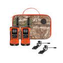Motorola T265 Rechargeable Two-Way Radios Sportsman Edition in Realtree Xtra Camo