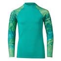 O'Rageous Boys' Realtree WAV3 Long Sleeve Rash Guard