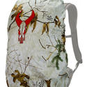 Badlands Pack Cover in Realtree Xtra Snow