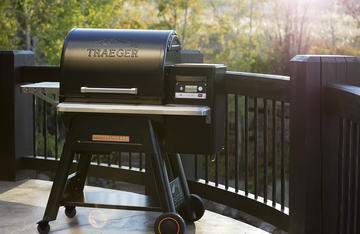 The Traeger Timberline series of pellet grills will turn you into a wild game chef.