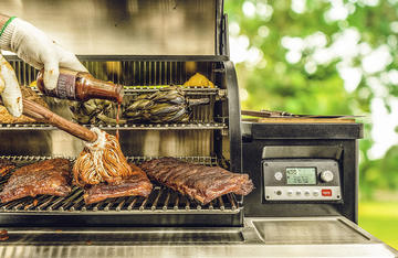 The new Timberline series from Traeger will change the way you look at pellet grills.