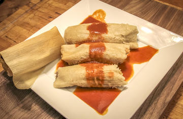 These venison and pork tamales are worth the time and effort they take to prepare.