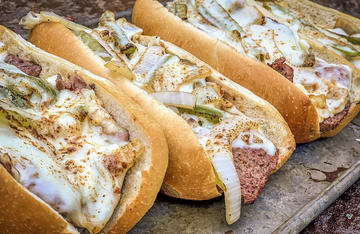 These Philly Cheese Steaks are a great way to use that cubed elk or venison you got back from the processor.
