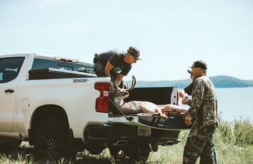 Warm weather hunts mean getting your deer cooled down as quickly as possible and a little planning and preparation make the process easy.