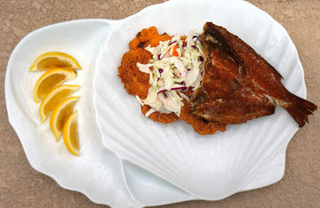 Smoked mullet is still a fall tradition along the small towns of the Gulf Coast.