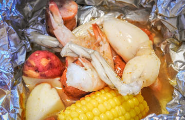 Try adding frog legs to your next low country boil.