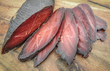Cured, then smoked, then dried, this goose breast recipe takes some commitment. But the wait is worth it.