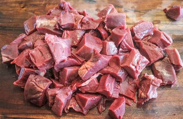 Even friends and family who might otherwise pass on venison heart will love this jerky.