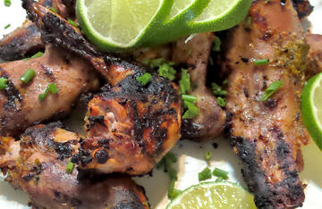 The perfect blend of richly flavored meat and citrus tang, Paleo Grilled Tequila Lime Squirrel is an easy dinner recipe that everyone will love