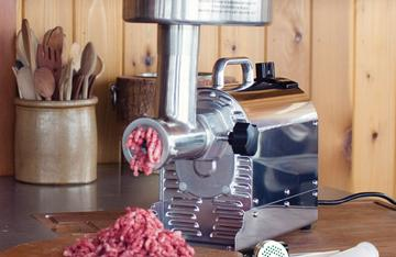 The new Pro Series Weston Grinders feature improved motors with more power for faster grinding.