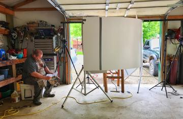 Behind the Scenes of a Realtree Timber 2 Table Video Shoot