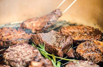 Wild game is less expensive and healthier than commodity raised meat but holds its own when it comes to flavor. ©gephoto/Shutterstock