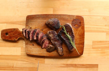 The flavor from the duck fat and rosemary will make this one of your favorite elk recipes.