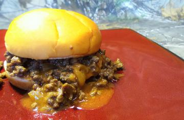 Slow Cooker Sloppy Joes are an easy to cook meal that will be waiting for you when you come home from a long day afield.