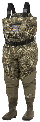 Frogg Toggs Grand Refuge 2.0 Bootfoot Chest Waders in Realtree MAX-5