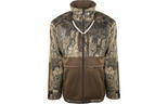 Drake Guardian Flex™ Full Zip Eqwader™ Wading Jacket in Realtree Timber