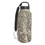 Calcutta Realtree MAX-5 Camo Traveler Bottle -- 83 oz