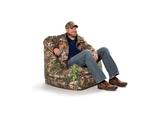 Juniper Outdoor Bean-Bag Chair in Realtree Xtra Green